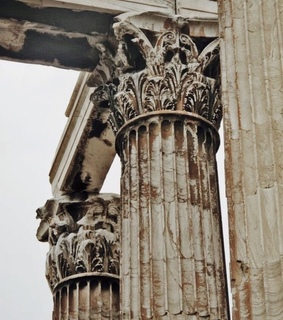 columns, ancient and architect