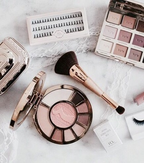 beauty products, girly and luxury