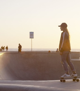 board, girl and lifestyle