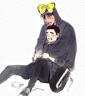 d.o., jongin and fanart