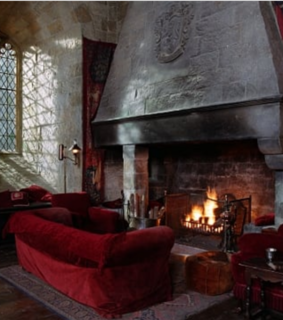 gryffindor and common room
