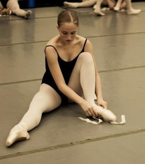 dancer, dance and pointe