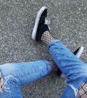 tumblr, vansoffthewall and girl