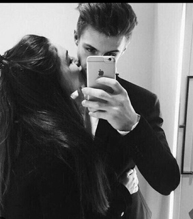 Relationship, black and white and goals