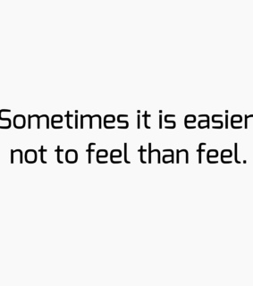 feel, life and quote