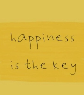 ariana, happiness is key and header