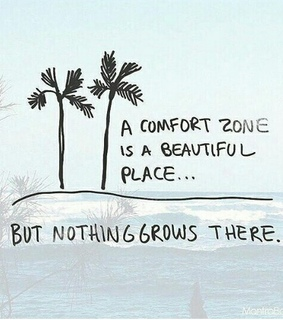 comfort, comfort zone and sadness
