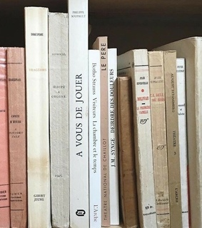 books, white and we beart it