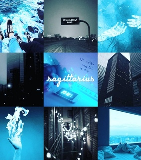 edit, blue and december