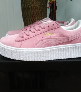shoes, girls and puma