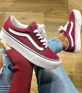burgundy, fashion and oldskool
