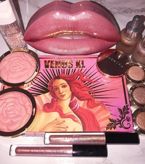 blush, collection and makeup