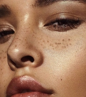 aesthetic, alternative and freckles