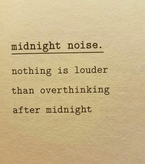 louder, after and midnight