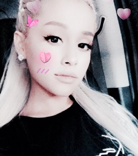 filtered, icons and ariana grande