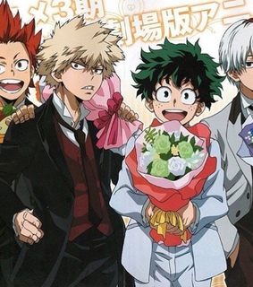 bakugou, anime boys and my hero academia