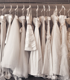 wedding dresses, wedding and white wedding dress