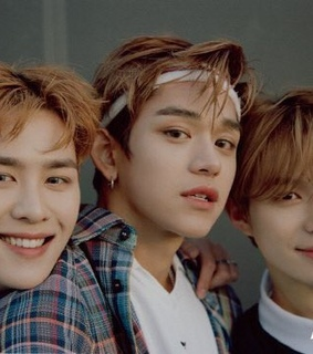cute, handsome and jungwoo
