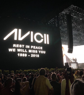rest in peace, music and festival