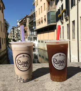 friends, boba and breakfast