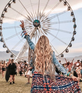 california, fun and coachella