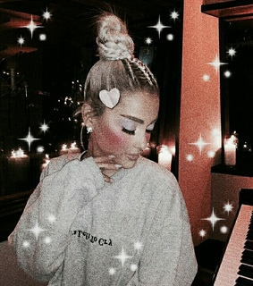 arianagrande, cute and filtered