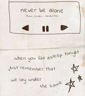 music, música and never be alone
