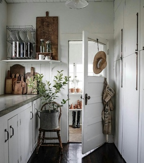 home decor, kitchen and country living