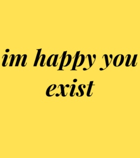 yellow, happiness and quote