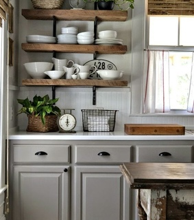 home decor, country living and farmhouse style