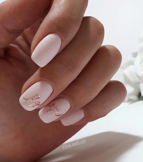 nails, decor and love