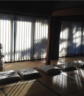 japan, sunlight and room