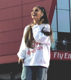 one love, dangerous woman tour and ariana