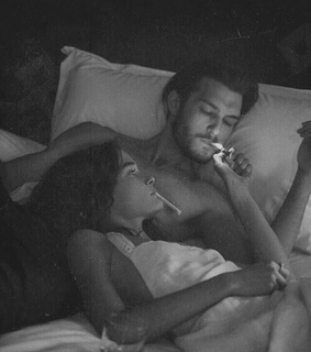 black and white, goals and bed