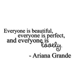 ariana, quote and celebrity