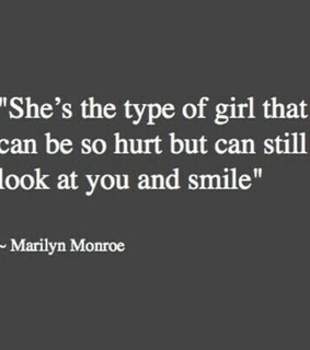 yass, marilyn and quote