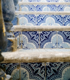 tiles, steps and stairs