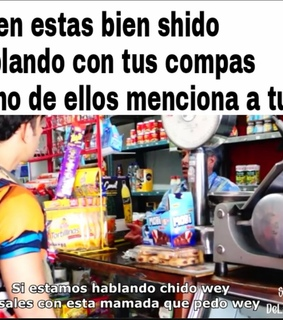chiste, risas and momos