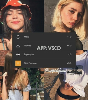 phone, vsco and girls