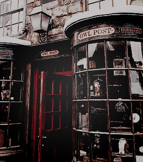 aesthetic, red and harry potter