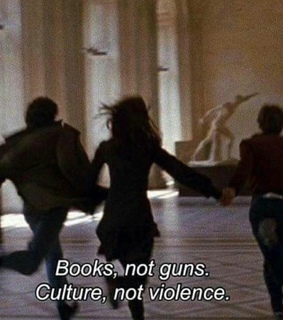 noguns, movie quotes and the dreamers