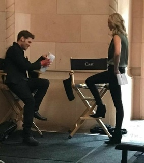 finale season, joseph morgan and The Originals