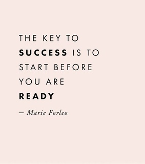 quote, success and marie