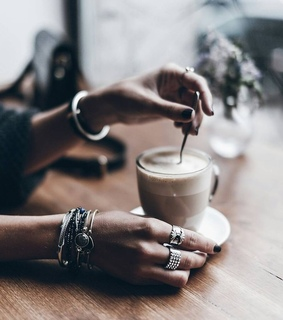 coffee, relax and drink