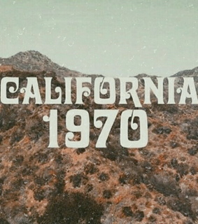 california, words and old soul