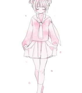 pink pastel, cute and soft