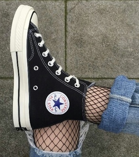 cool, black and shoes