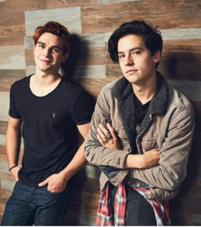 Archie, judhead and archie and kj apa