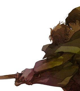 ereri, levi ackerman and attack on titan