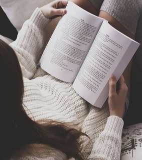 reading, read and girls